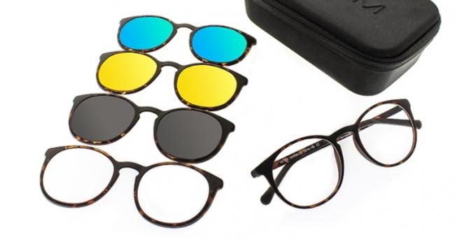 acquista per il più recente marchio famoso scegli l'autorizzazione Occhiali con clip magnetica | Ottica Perfetto | Ottica Perfetto